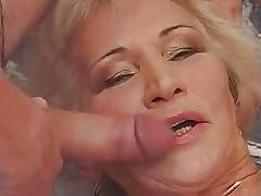 Nemeckoe porno so starushkoj