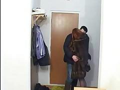 Anal'nyj seks babushki v chulkah