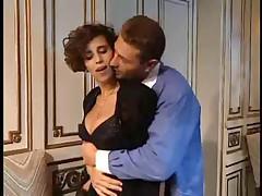 Francuzskaja krasotka s bol'shimi sis'kami