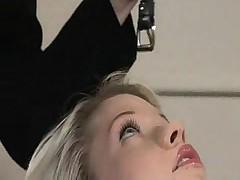 Блондинка у гинеколога