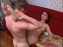 Порно с рыженькими