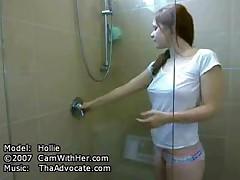 Seks v dushe