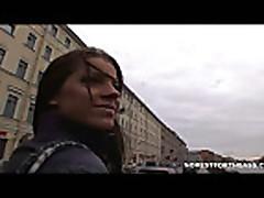 Sumasshedshaja devushka Nastja Rivas (Angel Rivas) ljubit zhestkij seks