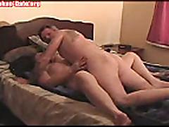Seks s moloden'koj ryzhej tolstushkoj
