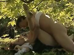 Случай в саду