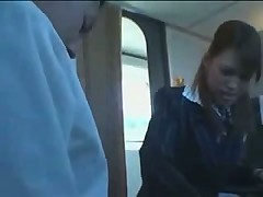 Схемка секса в поезде